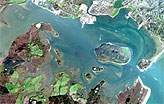 Aerial Picture of Studland Bay