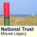 The National Trust misuse legacy