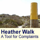 National Trust use Heather Walk to generate complaints